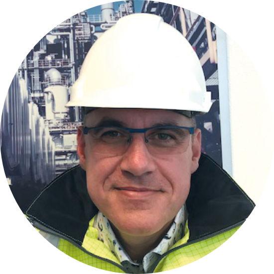 David van Loon, Regionalmanager ENDEGS Niederlande, Belgien & Luxemburg
