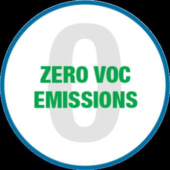 Zero VOC Emissions
